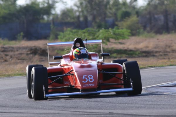 Fantastic start to the Formula 4 SEA weekend for Seppanen, Aradhya and Allen