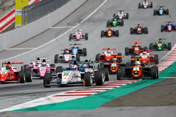 ADAC Formula 4 Red Bull Ring race 2 amended classification