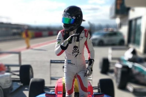 Frederico Peters joins Drivex for F4 Spain debut in Valencia