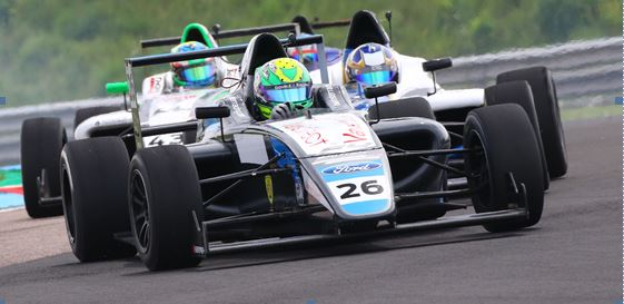 Louis Foster hoping strong form continues at Croft