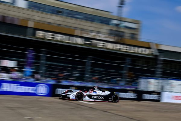 Spectacular atmosphere at the home race for Maximilian Günther at the ABB FIA Formula E in Berlin