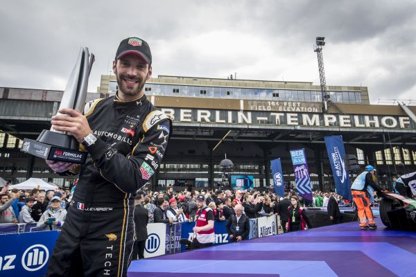 Jean-Éric Vergne secures third in Berlin to extend the lead in both Championships