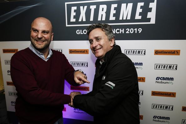 EXTREME E announces CBMM as founding supplier