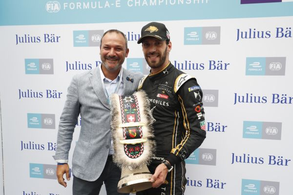 Victory for Jean-Eric Vergne in Bern