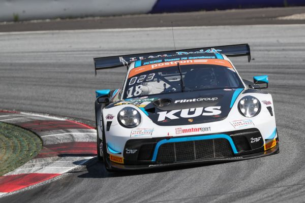 Porsche driver Cairoli narrowly ahead in FP1 at Red Bull Ring