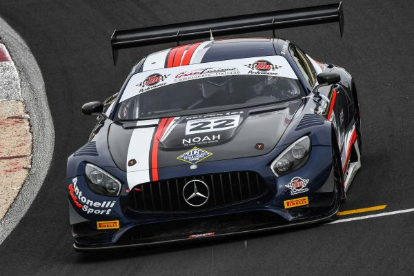 Riccardo Agostini back on track as Mugello marks halfway point of the Italian GT season