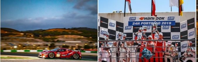 Four in a row for Bohemia Energy racing with Scuderia Praha at Hankook 24H PORTIMAO