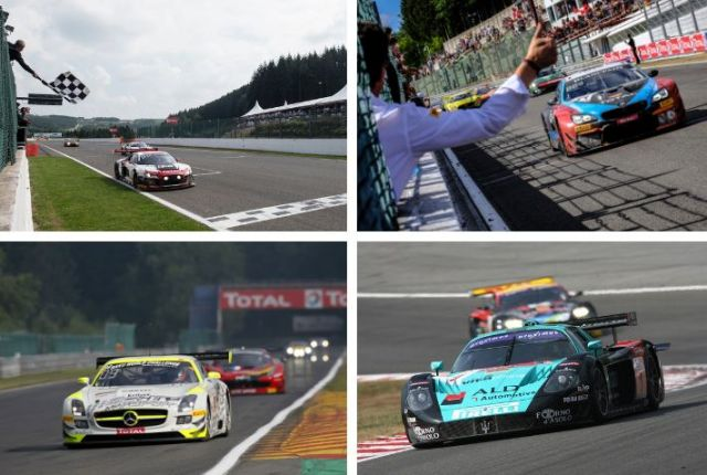 The statistics behind a GT racing revolution at the Total 24 Hours of Spa
