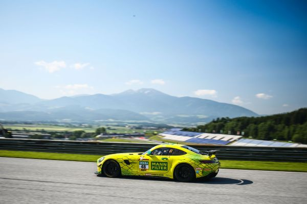 ADAC GT4 Germany: Leipert Motorsport and the AMG GT4