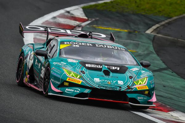 Lamborghini Super Trofeo Asia - South Korea Entry List