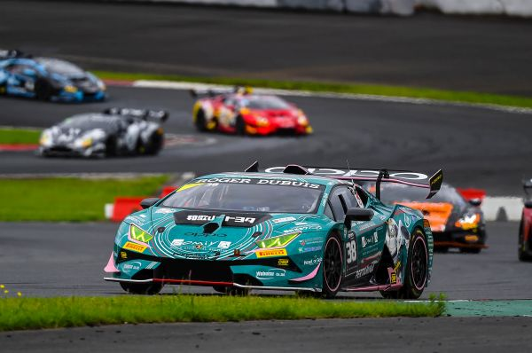 Yazid and Ochiai jump to top of Pro-Am leaderboard with overall victory in Race 6 at Fuji Speedway