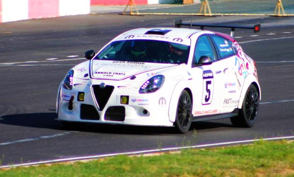 FCA Alfa Romeo Giulietta endurance team gears up to defend Index of Performance championship