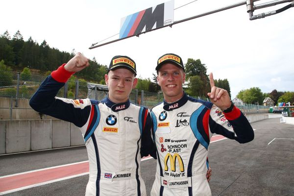 British GT4: Mathiassen's slick decision pays off in Spa