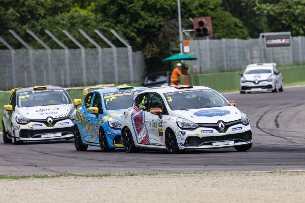 Clio Cup France - An eventful reunion at Lédenon ?