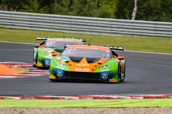 Orange1 by GRT Grasser preparing for home event at Red Bull Ring