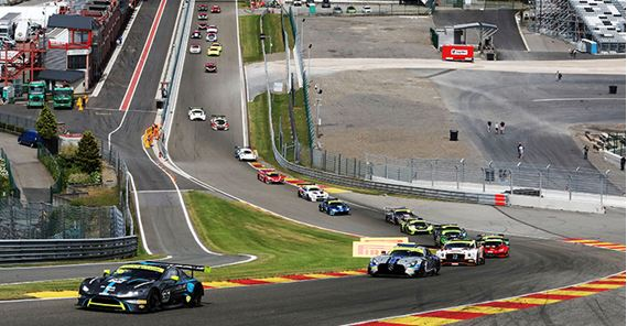 Optimum's Wilkinson and Ellis win British GT's thrilling away day at Spa - results and standings
