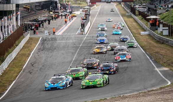Kroes victorious with Afanasiev in first Lamborghini Super Trofeo Europe race at Zandvoort