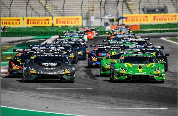 Misano Lamborghini Super Trofeo Europe race 2 review