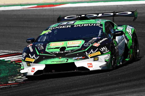 Leipert Motorsport finishes heat battle at Misano with podium finish and class win