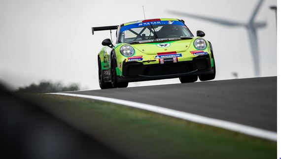 The Porsche Endurance Trophy Benelux arrives in the Ardennes