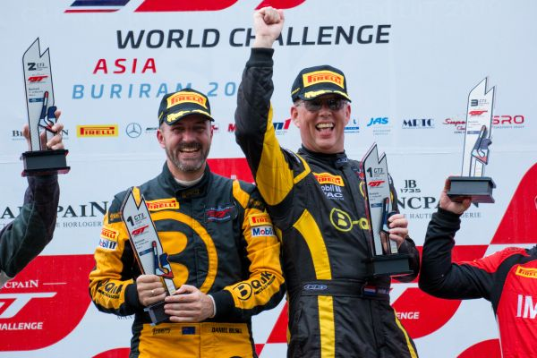 B-Quik driver quotes after Buriram races