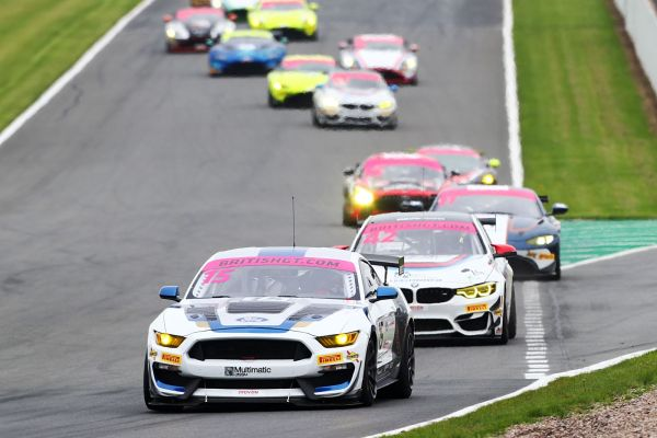 British GT4 at Spa - All to play for