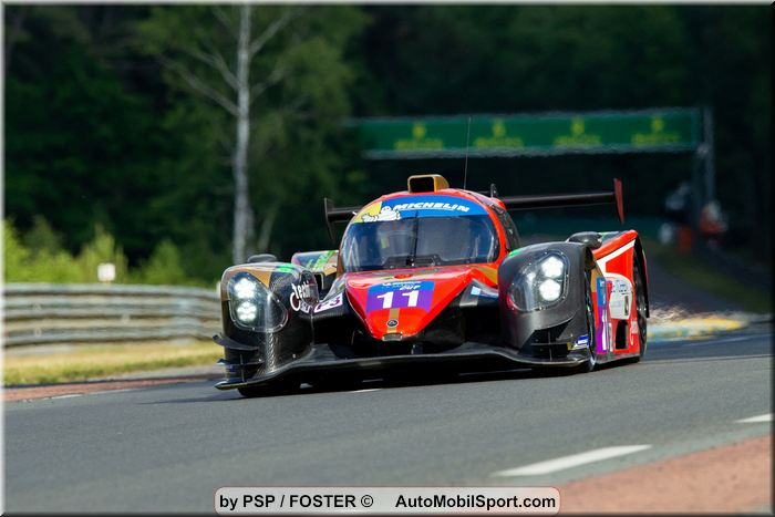 Competitive pace but bad luck for Racing Experience on Le Mans debut
