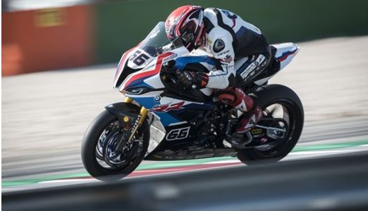 BMW Motorrad WorldSBK Team confirms the performance of the new BMW S 1000 RR in WorldSBK on Sunday at Misano.