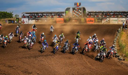 Rubini and Guyon take top step in EMX at Teutschenthal, Germany