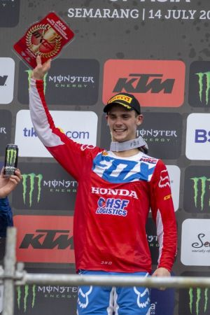 MXGP of ASIA, Indonesia round 2 race results and overall standings