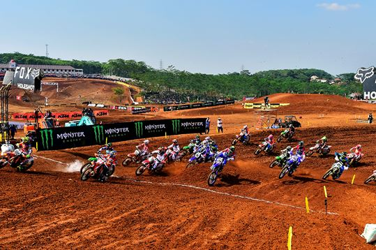 MXGP onto Semarang for the MXGP of Asia