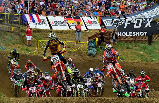 MXGP returns to Europe in Loket, Czech Republic
