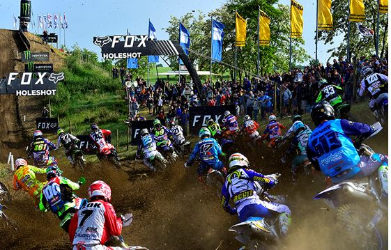 MXGP head to the hard pack of Teutschenthal