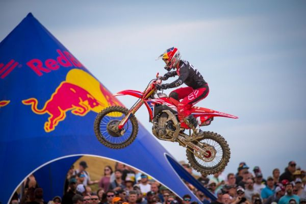 Ken Roczen Secures Second Overall at High Point National