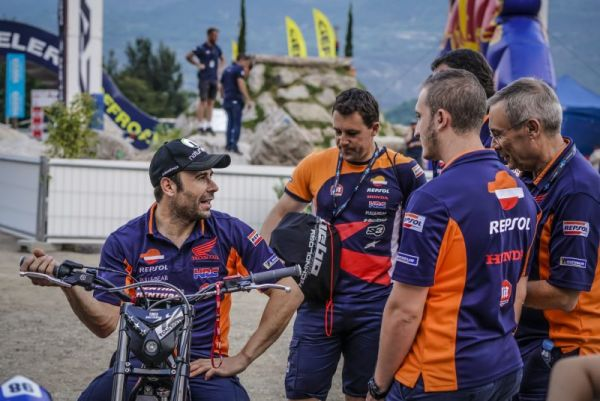 "Interview with Toni Bou: ""Achieving all these successes is a dream"""