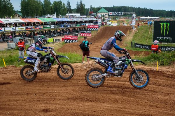 Yamaha Riders on the Hunt for Grand Prix Glory in Germany