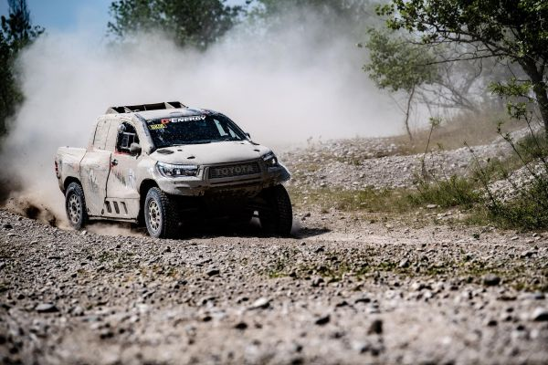 Overdrive Racing's Vasilyev extends Baja Series lead with second