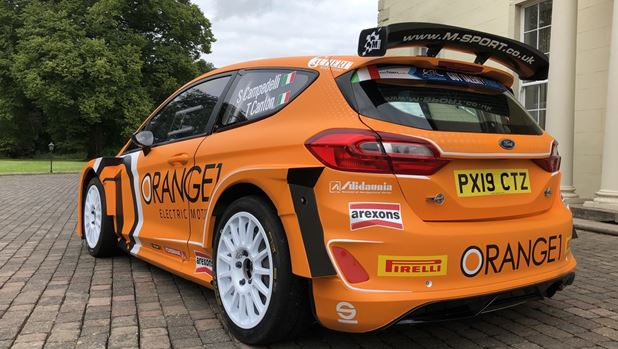 Pirelli in Rome with European and Italian Rally Championship challengers