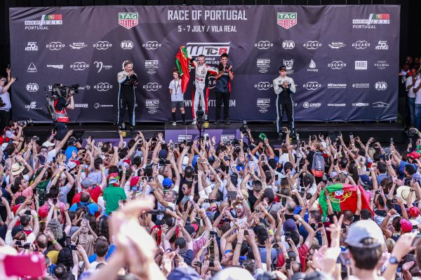Tiago Monteiro: I've been through hell, now I'm in heaven