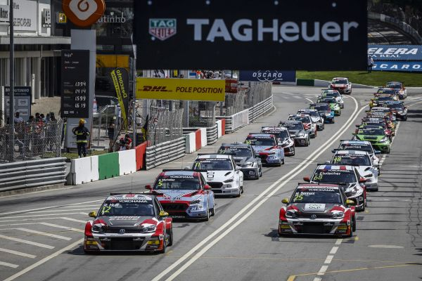 WTCR Race of Portugal live on TVI