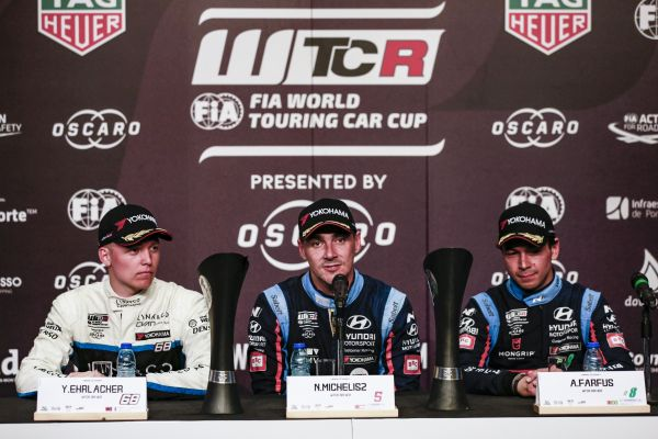 WTCR Race of Portugal, Vila Real Race 1 press conference