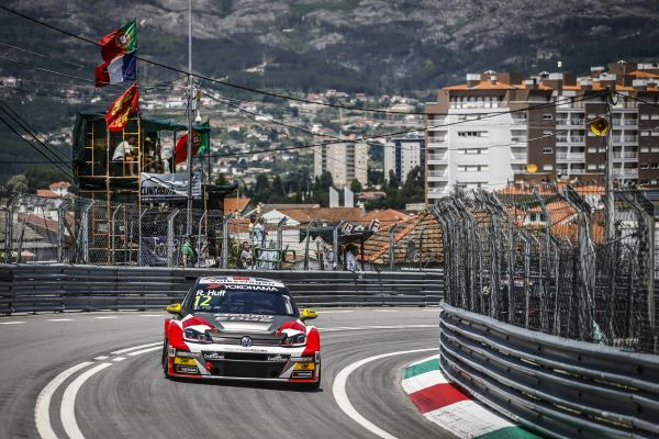 Momentum with Volkswagen Motorsport ahead of trip WTCR outing in Portugal