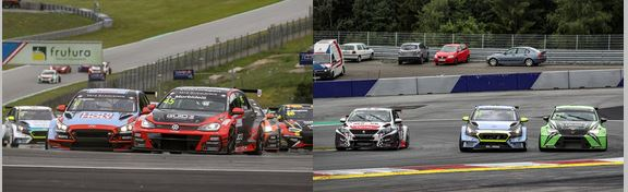 TCR Europe - Oschersleben hosts rounds 9 and 10