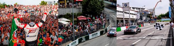 WTCR @ Vila Real - Portuguese crowd goes mad as Tiago Monteiro wins