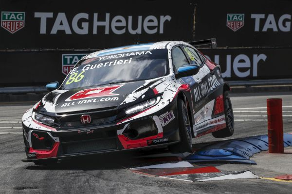 WTCR provisional standings ahead of Race of China