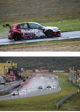 TCR Eastern Europe by ESET @ Grobnik- Winning in the rain for Galas and Vesnic