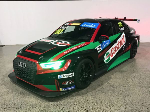 TCR Australia- Touring Car veteran Russell Ingall joins