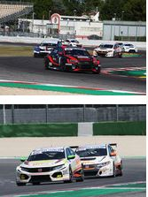 Coppa Italia Turismo @ Misano - One win apiece for Guidetti and Giacon