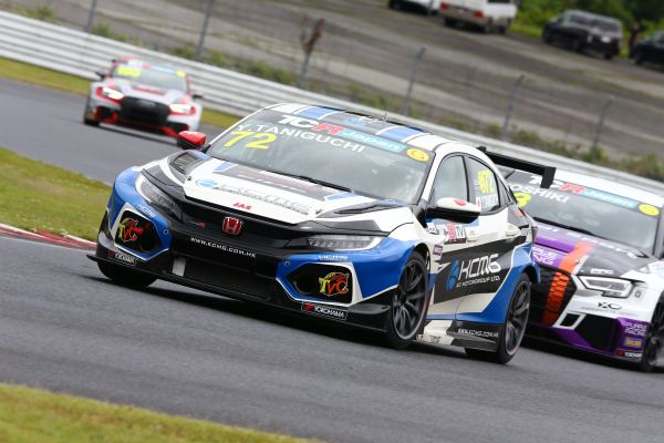 KCMG to defend Championship lead at TCR Japan Sugo round
