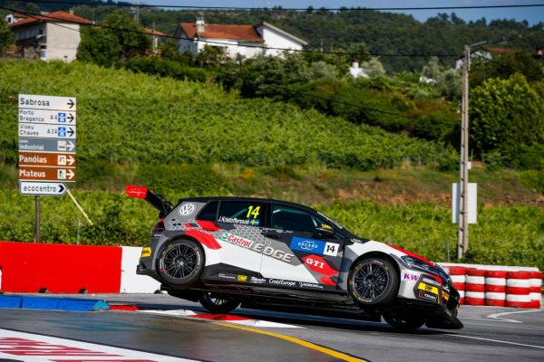 WTCR Race of Portugal, Vila Real Free Practice 2 classification